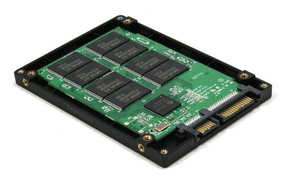 علایم وجود مشکل در SSD