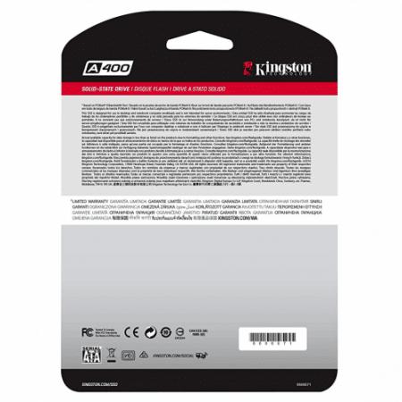 اس اس دی کینگستون Kingston SSD A400 120GB