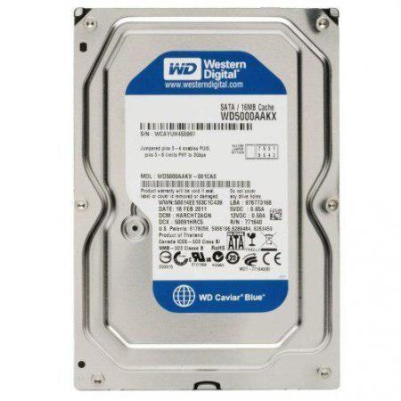 Western Digital HDD blue 64MB cache 4TB
