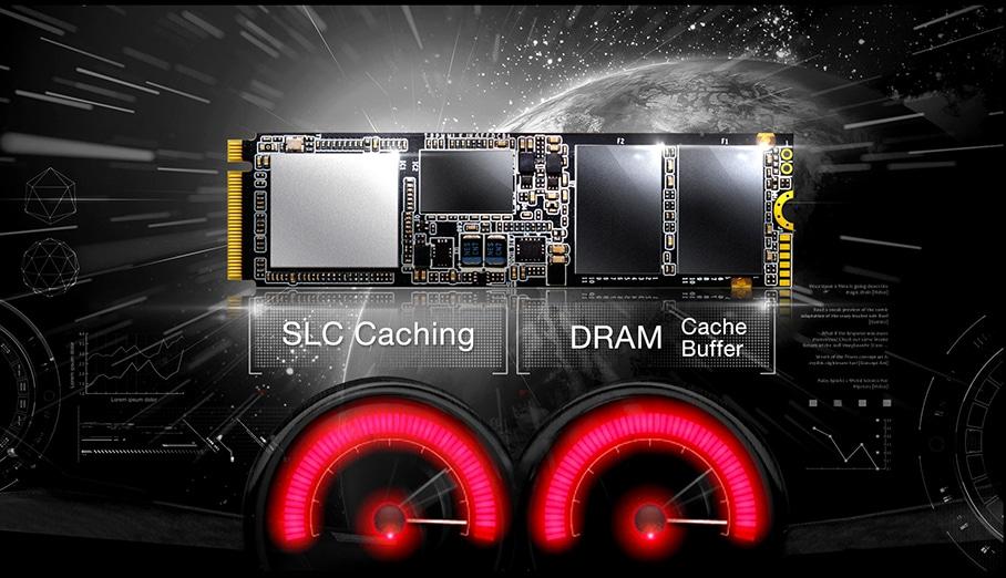 ADATA SSD SX8000 M2 PCIe 1TB