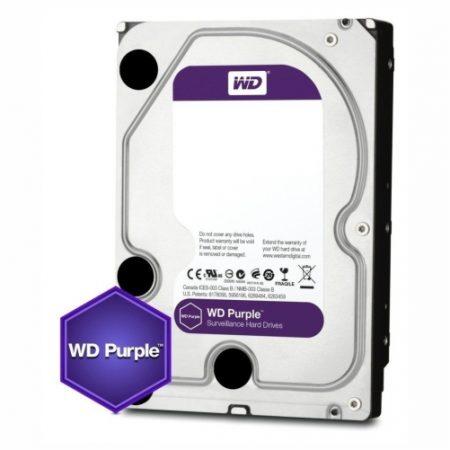 Western Digital HDD purple 64MB cache 1TB