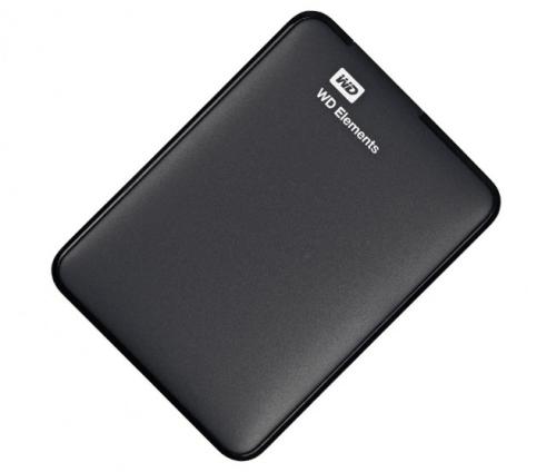 Western Digitall external HDD Elements 1TB
