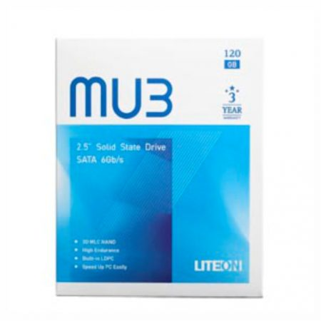 اس اس دی لایتون Liteon SSD MU3 PH6 240GB