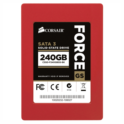 اس اس دی کورسیر Corsair SSD FORCE GS 240GB