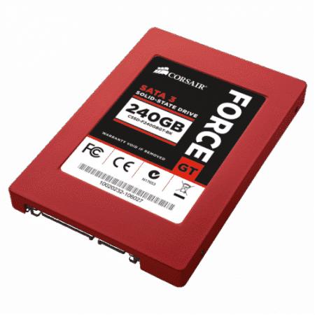 اس اس دی کورسیر Corsair SSD FORCE GT 240GB