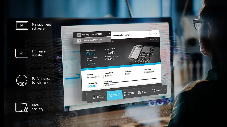 ssd samsung evo 970 250gb ssdbazar 10 - SAMSUNG SSD 970 EVO 250GB اس اس دی سامسونگ