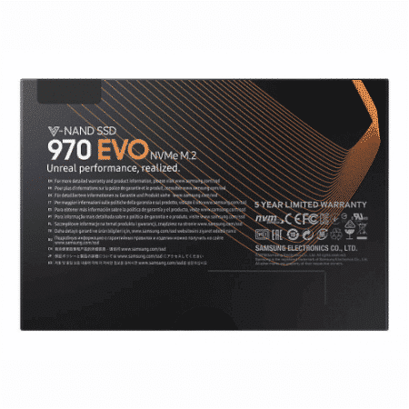 اس اس دی سامسونگ Samsung SSD EVO 970 250GB