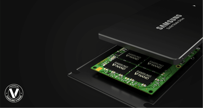 ssd samsung sm863a 3.8tb ssdbazar 2 1 - اس اس دی سامسونگ Samsung SSD PM863a 3.8TB