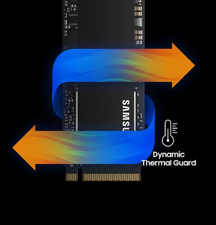 ssd samsung evo 970 2tb ssdbazar 12 - SAMSUNG M2 SSD 970 EVO 2TB اس اس دی سامسونگ