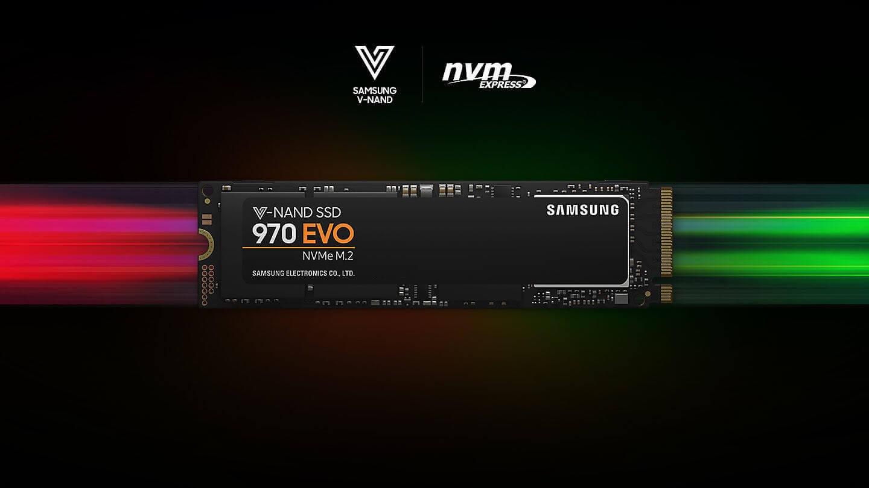 SAMSUNG SSD 970 EVO 500GB اس اس دی سامسونگ