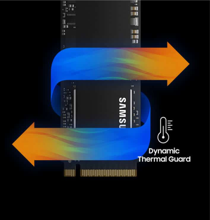 ssd samsung pro 970 512gb ssdbazar 9 - Samsung SSD PRO 970 512GB اس اس دی سامسونگ m2 nvme