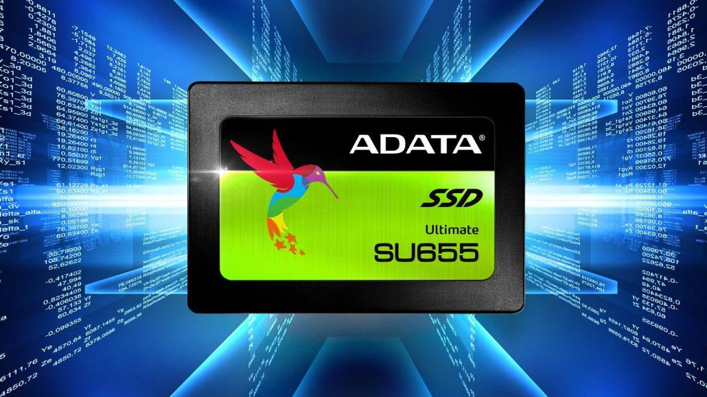ssd adata su655 120gb ssdbazar 4 1 1030x579 - اس اس دی ای دیتا Adata SSD Ultimate SU655 120GB
