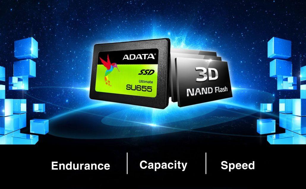 ssd adata su655 120gb ssdbazar 5 1030x637 - اس اس دی ای دیتا Adata SSD Ultimate SU655 120GB