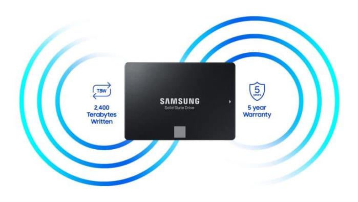 ssd samsung evo 860 1tb ssdbazar 8 2 - اس اس دی سامسونگ Samsung SSD EVO 860 4TB