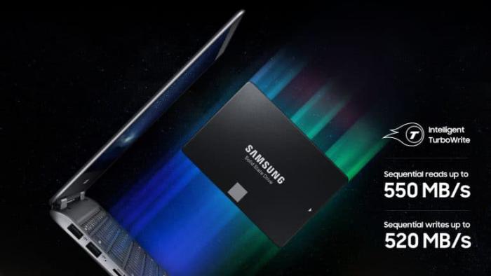 ssd samsung evo 860 1tb ssdbazar 8 3 - Samsung SATA SSD EVO 860 2TB اس اس دی سامسونگ