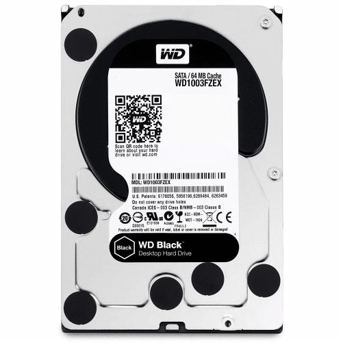 هارد دیسک وسترن دیجیتال Western Digital HDD black 2TB