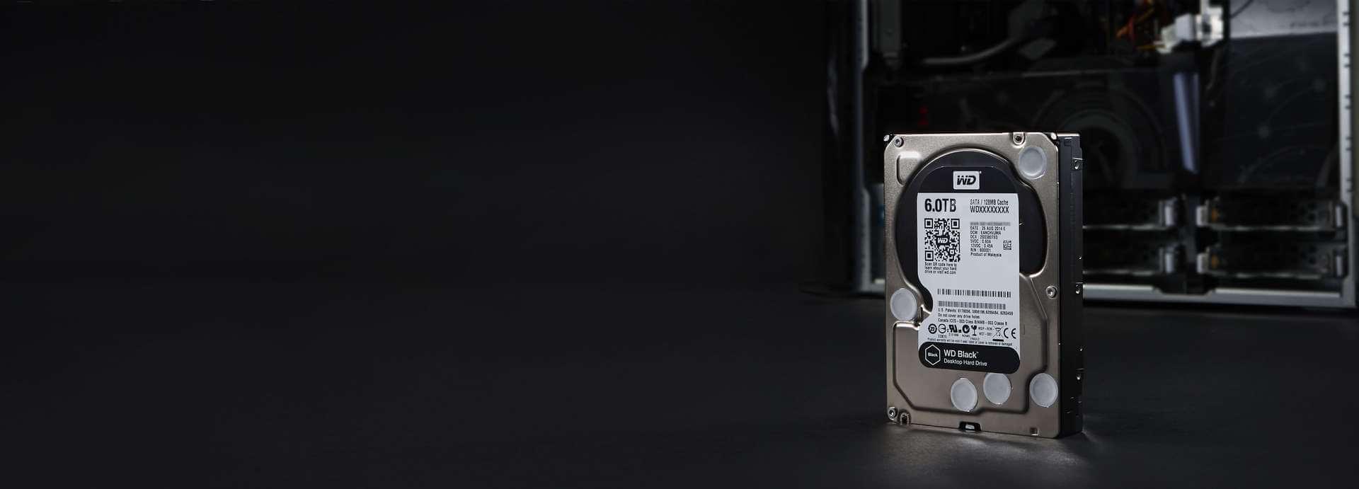 hdd wd black 1tb ssdbazar 4 - Western Digital HDD Black 2TB هارد دیسک وسترن دیجیتال