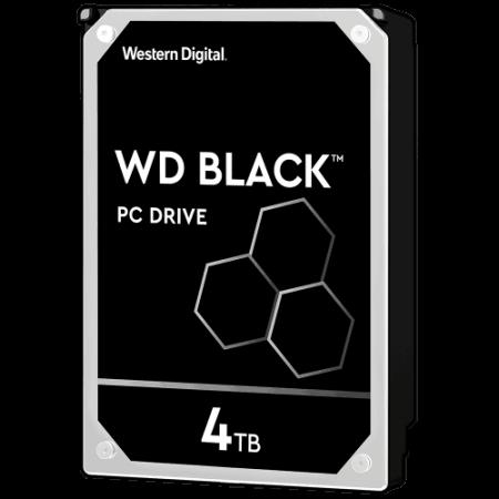 هارد دیسک وسترن دیجیتال Western Digital HDD Black 4TB