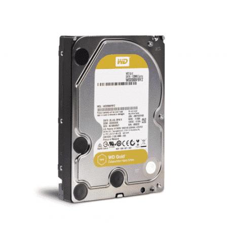 هارد دیسک وسترن دیجیتال Western Digital HDD Gold 6TB