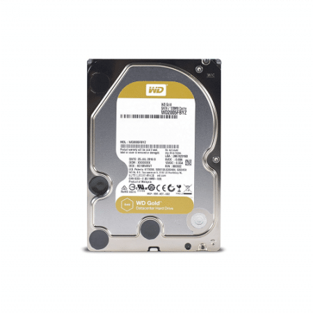 هارد دیسک وسترن دیجیتال Western Digital HDD Gold 4TB