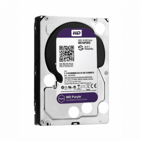هارد دیسک وسترن دیجیتال Western Digital HDD Purple 1TB