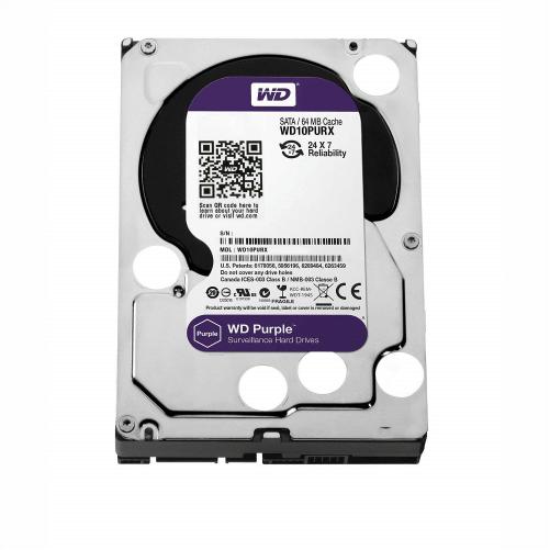 هارد دیسک وسترن دیجیتال Western Digital HDD Purple 3TB