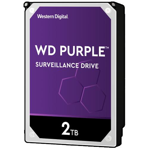 هارد دیسک وسترن دیجیتال Western Digital HDD Purple 2TB
