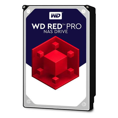 هارد دیسک وسترن دیجیتال Western Digital HDD Red Pro 10TB