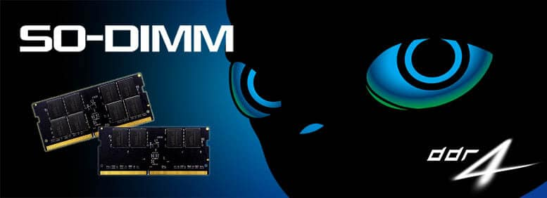 رم لپ تاپ جیل Geil Ram DDR4 4GB 2400 Mhz