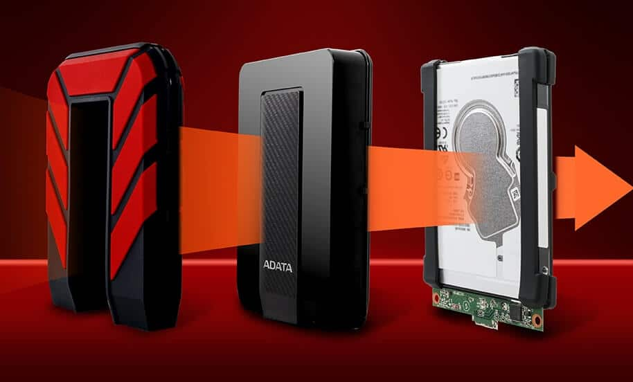 hdd adata hd710 pro 1tb ssdbazar 4 1 - هارد دیسک اکسترنال ای دیتا Adata external HDD HD710 Pro 2TB