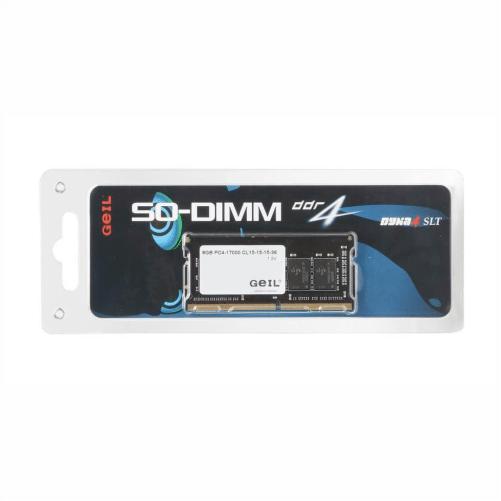رم لپ تاپ جیل Geil Ram DDR4 8GB 2400 Mhz
