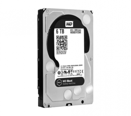 هارد دیسک وسترن دیجیتال Western Digital HDD Black 6TB