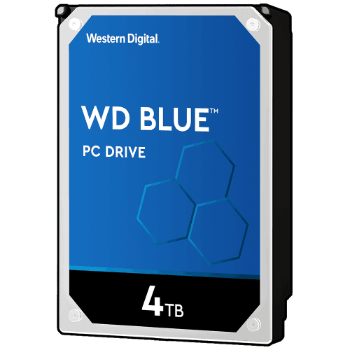 hdd wd blue ssdbazar 2 - Western Digital HDD Blue 4TB هارد دیسک وسترن دیجیتال