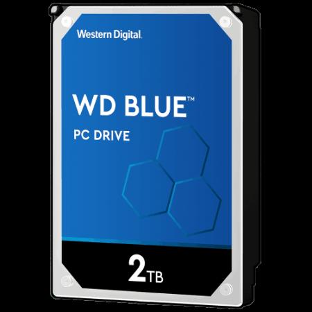 هارد دیسک وسترن دیجیتال Western Digital HDD Blue 2TB