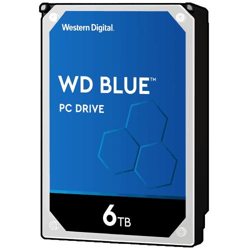 هارد دیسک وسترن دیجیتال Western Digital HDD Blue 6TB