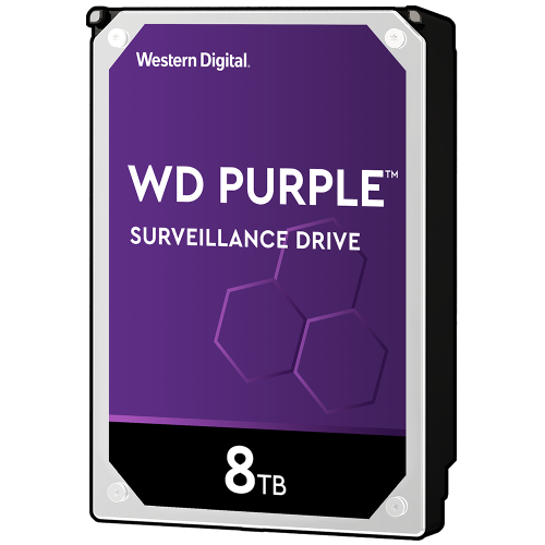 هارد دیسک وسترن دیجیتال Western Digital HDD Purple 8TB