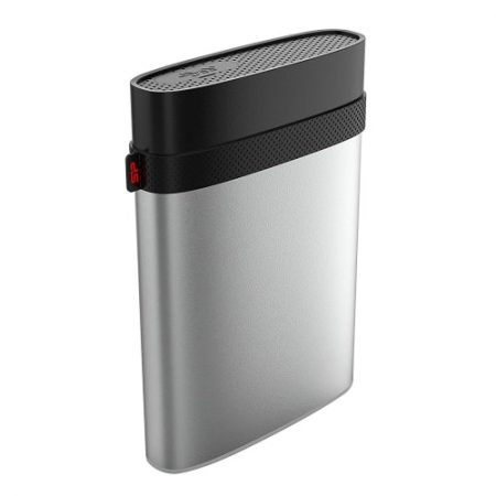 silicon power external hdd a85 ssdbazar 1 450x450 - هارد دیسک اکسترنال سیلیکون پاور Silicon Power External HDD Armor A85 1TB