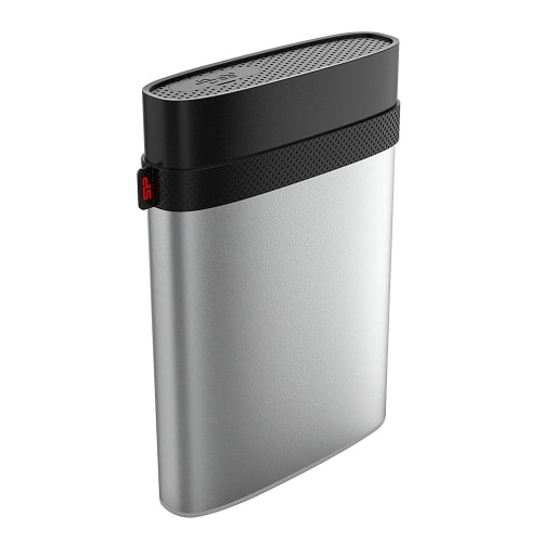 silicon power external hdd a85 ssdbazar 1 - هارد دیسک اکسترنال سیلیکون پاور Silicon Power External HDD Armor A85 2TB