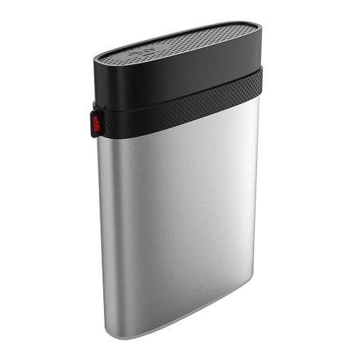 هارد دیسک اکسترنال سیلیکون پاور Silicon Power External HDD Armor A85 4TB