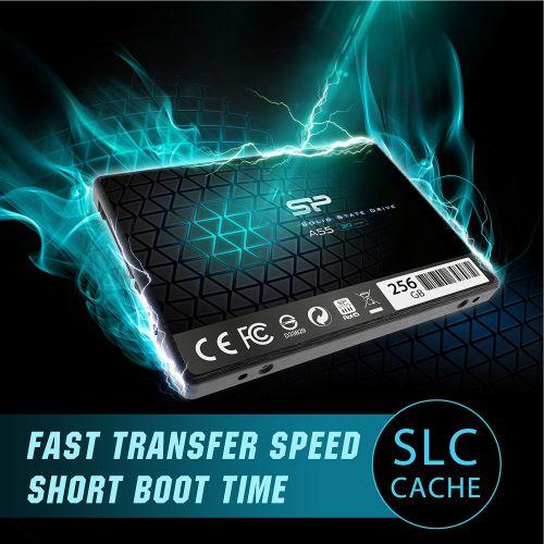 اس اس دی سیلیکون پاور Silicon Power SSD A55 256GB