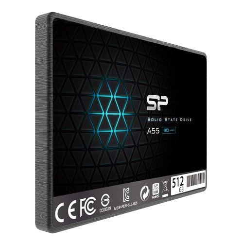 اس اس دی سیلیکون پاور Silicon Power SSD A55 512GB