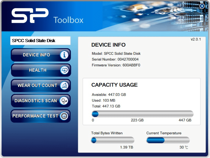 ssd siliconpower m2 2280 m55 7 1 - اس اس دی سیلیکون پاور Silicon Power SSD M55 M.2 2280 240GB