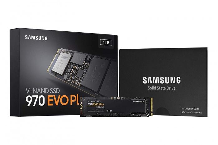 اس اس دی سامسونگ Samsung SSD EVOPLUS 970 250GB