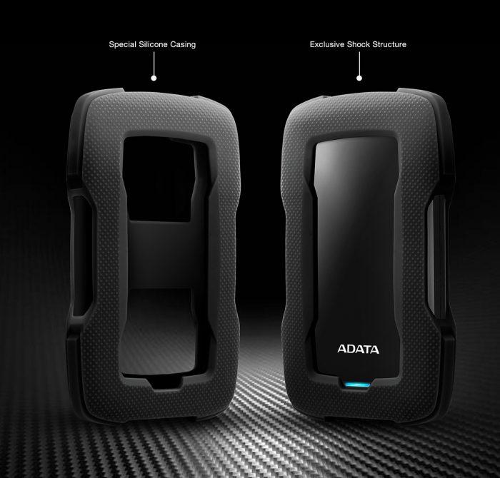 هارد اکسترنال ای دیتا مدل HD330 ظرفیت 2 ترابایت