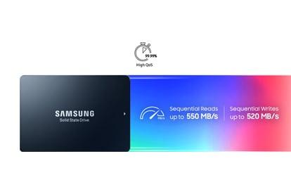 SAMSUNG SSD SM883 1.9TB اس اس دی اینترپرایز سامسونگ