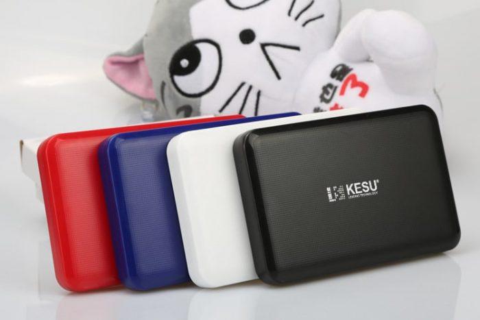 KESU K-103 SATA to USB 3.0 Enclosure باکس تبدیل