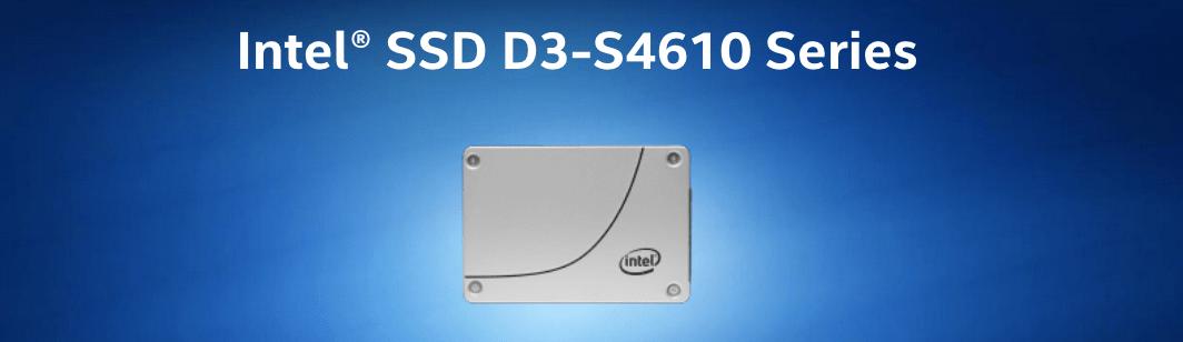 Intel SATA D3-S4610 1.92TB SSDSC2KG019T801 اس اس دی اینتل