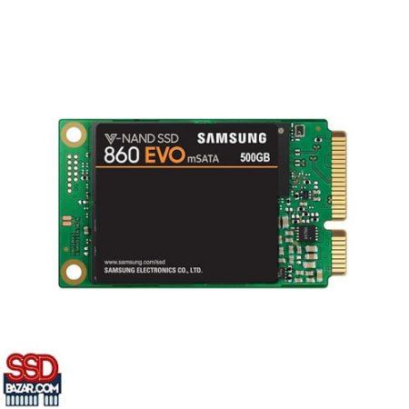in 860 evo sata 3 msata ssd mz m6e500bw frontblack 103235083 min 1 450x450 - Samsung MSATA SSD EVO 860 500GB اس اس دی سامسونگ