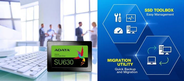 adata ultimate SSD SERIES SU630 240gb اس اس دی ای دیتا