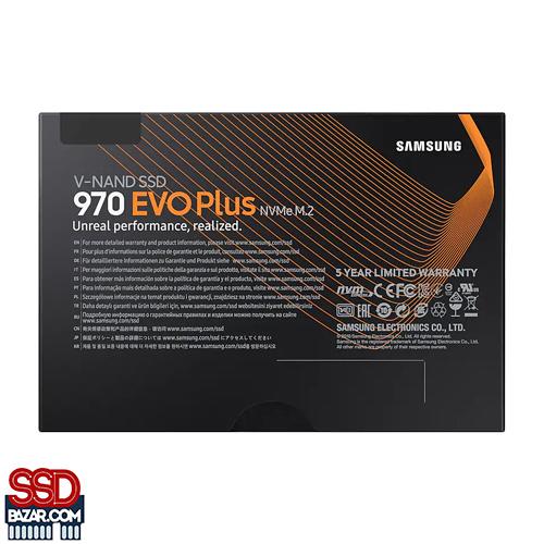 اس اس دی سامسونگ Samsung SSD EVOPLUS 970-ssdbazar
